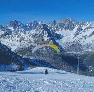 paragliding valmalenco